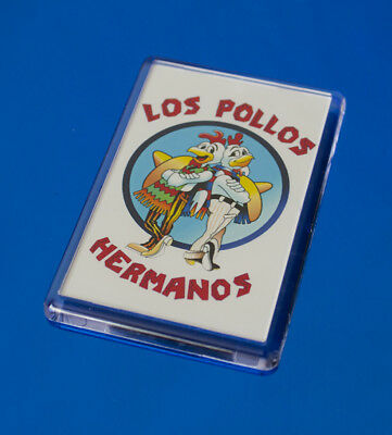 Breaking Bad Pollos Fridge Magnet
