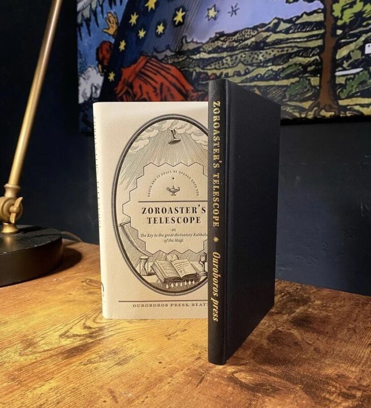 Zoroasters Telescope By Ouroboros Press Occult, Esoteric