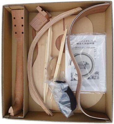 HOSCO Dreadnought Acoustic Guitar Kit Mahogany Back & Side, Spruce Top GR-KIT-D2