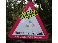 The Jack & Jill Baby & Kids Market - Dunfermline