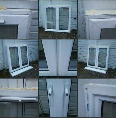 *Used* Nice UPVC Double Glazed Small ▪WINDOW▪ Opening Out~Garage~DiY & Workshop