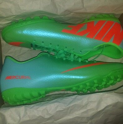 1897d5f6036a Nike mercurial victory iv turf size 7.5 soccer shoes for  200