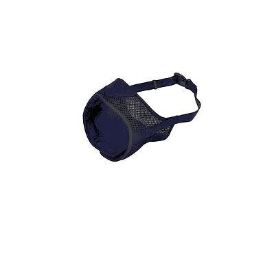 BEST FIT Adjustable Comfort Muzzle for dogs - XS - XL - Allow drink water &