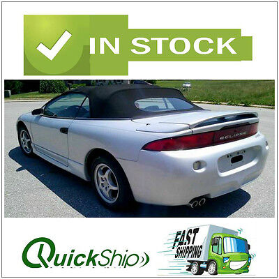 1996 1999 Mitsubishi Eclipse Convertible Top With Defroster Glass Window
