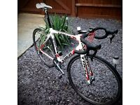 FULL ULTEGRA 6800 -TREK MADONE-CARBON-All EXTRAS-Compact-L-bicycle,Road,Race bike