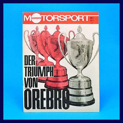DDR Zeitschrift IMS 19/1966 | Sechstagefahrt Halle/S. | Illustrierter Motorsport