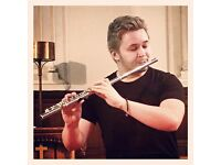 Flute, Sax, and Music Theory Tutor - Greenwich Based Masters Student £18/£28