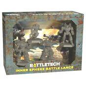 BATTLETECH: INNER SPHERE BATTLE LANCE New