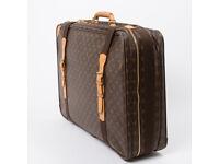Louis Vuitton Monogram Satellite 70 Suitcase.