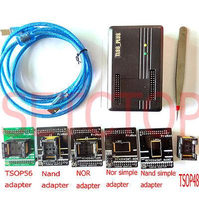 Tl86-plus Nand Tsop4856 Flash Programmer Chip Data Recovery Copy Repair Tool