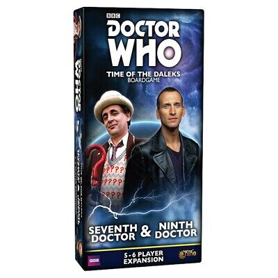 Doctor Who: Time of The Daleks - Seventh Doctor and Ninth Doctor Expansion