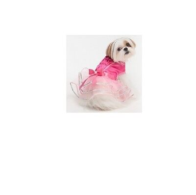 HALLOWEEN Ballerina Costume for Dog - XS - M PINK