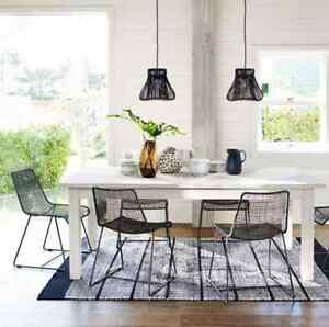 Freedom Cancun Dining room table 150cm x 90cm BRAND NEW Macquarie Park Ryde Area Preview