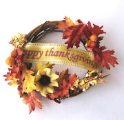 Dollhouse Miniature Thanksgiving