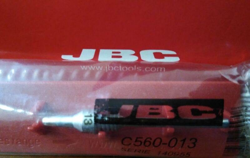 JBC Tools C560-013 Desoldering Pad Cleaning Tip for DR560 Handpiece 5600-013