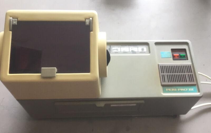 Air Techniques Peri-Pro III Automatic Dental X-Ray Film Processor REF 94000