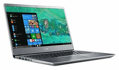Acer Swift 3 14 Inch Intel Core i5 8GB RAM 512GB SSD Windows Laptop - Silver