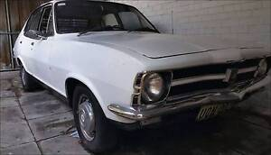 1972 Holden Torana Sedan Bayswater Bayswater Area Preview