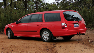 Ford Falcon Wagon MII BF Belmont Belmont Area Preview