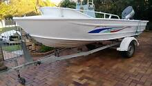 16 ft brooker 70 hp yamaha centre console Ascot Brisbane North East Preview