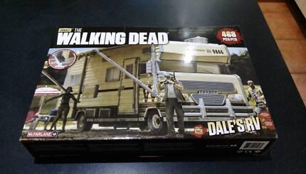 The Walking Dead. Dale's RV