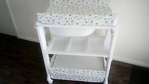 babyhood Compactum Bath and Change Table Smithfield Plains Playford Area Preview