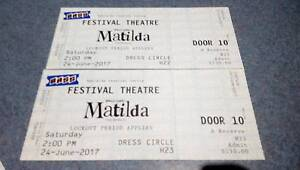 Matilda the Musical in Adelaide A reserve tickets Alligator Creek Mackay Surrounds Preview