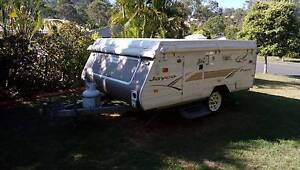 Jayco Campervan Ormeau Hills Gold Coast North Preview