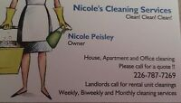SPRING CLEANING CALL NOW 2267877269
