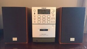 Sony Stereo / PMC-D307 Personal Component System