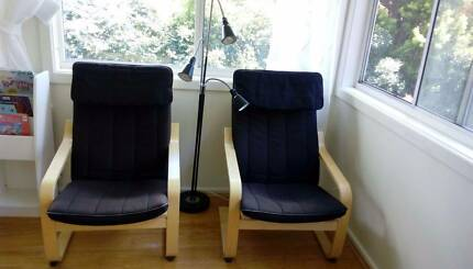 Armchair (Ikea Poang)