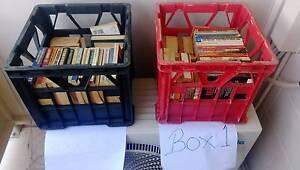 Lot of 89 Books Stuart Park Darwin City Preview