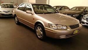 1998 Toyota Vienta Grande Rydalmere Parramatta Area Preview