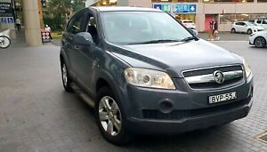2011 Holden Captiva SX -Excellent Conditon