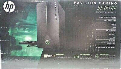 HP Pavilion Gaming Desktop 690 0073w 256GB Intel i5 8Gb Nvidia GTX 1660 Ti 6Gb