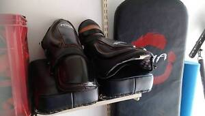 THAI PADS & SHIN GUARDS Morningside Brisbane South East Preview