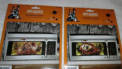 New plastic Kitchen Microwave Halloween decor bloody severed head party - Halloween Bloody Head