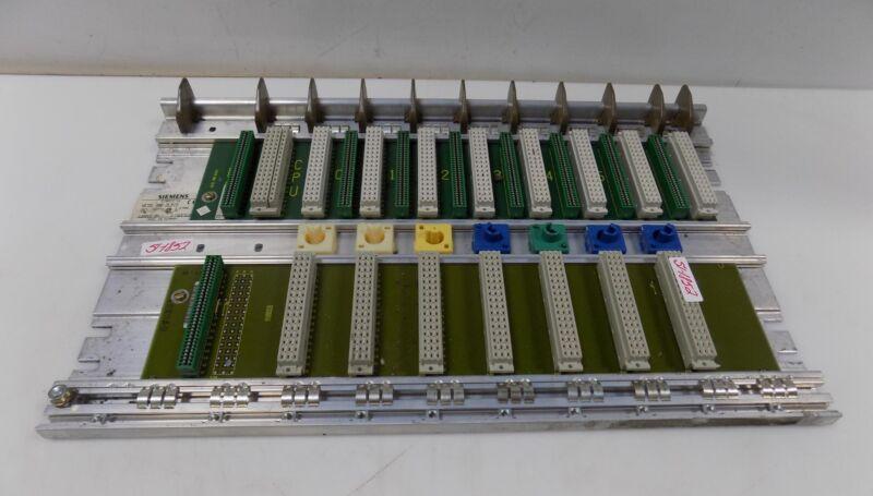 SIEMENS SIMATIC S5 SUBRACK 6ES5 700-2LA12