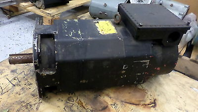 FANUC A06B-0754-B100 MODEL 65 4 POLES 3 PHASE 200 VOLT AC SPINDLE MOTOR