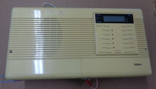 Nutone IM-3303 Intercom Master Unit w/Terminal Board Untested
