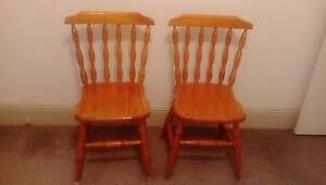 wooden chairs Darlington Inner Sydney Preview