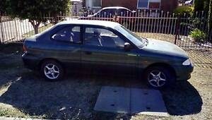 1999 Hyundai Excel Hatchback Kings Park Brimbank Area Preview