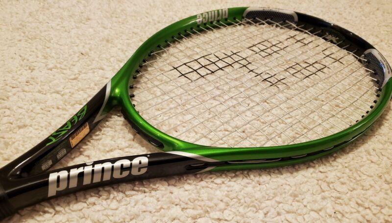Prince BEAST Tennis Racket, 875 Power Level, 285 Swing Weight, 3 grip
