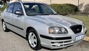 2004 Hyundai Elantra XD 2.0 HVT Silver 4 Speed Automatic Sedan Malaga Swan Area Preview