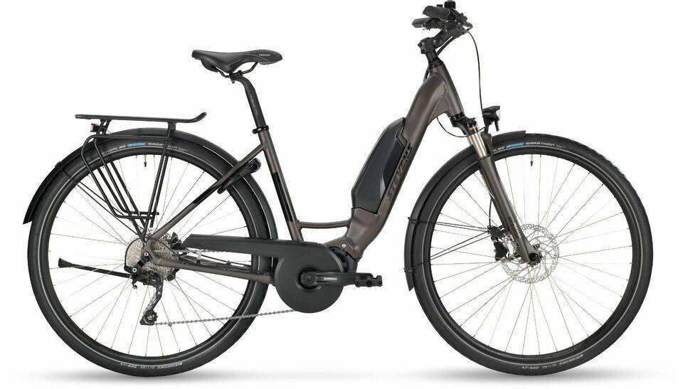 Stevens E Bike City Trekking Fahrrad Tour E-Bormio Bosch NEU in Markkleeberg