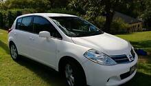 2012 Nissan Tiida Hatchback LOW KM's 53,700 5dr AUTO 4sp 1.8i Elanora Gold Coast South Preview