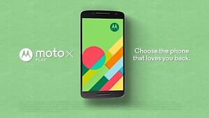 ⭐️⭐️Motorola moto x play unlocked  10/10 condition