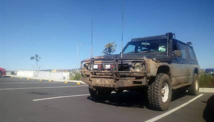 1989 Nissan Patrol Wagon