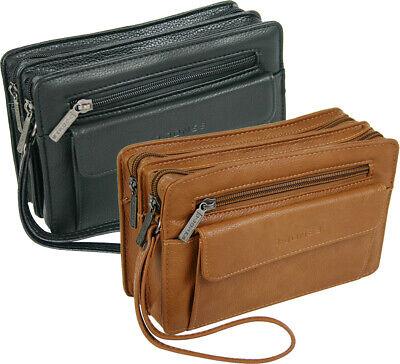Herren Tasche Handgelenktasche Businesstasche Handtasche für Männer Clutch klein online kaufen