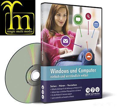 DVD Lernkurs Windows und Computer
